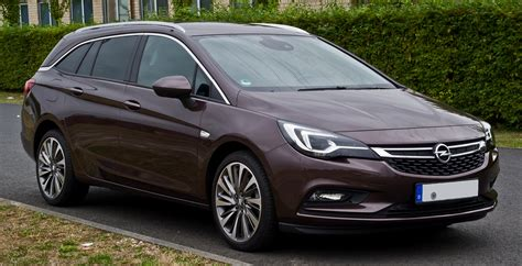 Opel Astra Sport Tourer by File Opel Astra Sports Tourer 1 6 Biturbo Cdti Ecoflex