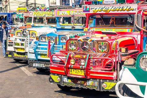 philippine jeepney 5 reasons why you should visit the philippines trip