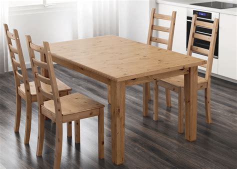 Ikea Wooden Kitchen Table Dining Tables Kitchen Tables Dining Room Tables Ikea