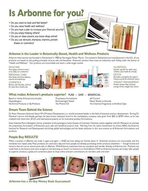 104 Best Images About Arbonne Info Motivation On Pinterest Arbonne Business Arbonne Free Arbonne Flyer Templates