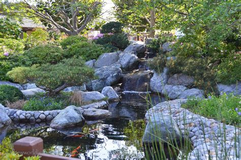 Japanese Garden Balboa by At San Diego Japanese Friendship Garden And Balboa Park