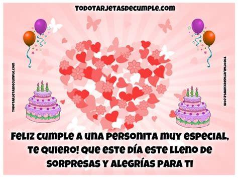 imagenes hermosas de cumpleaños para una persona especial tarjetas de cumplea 241 os para una persona especial