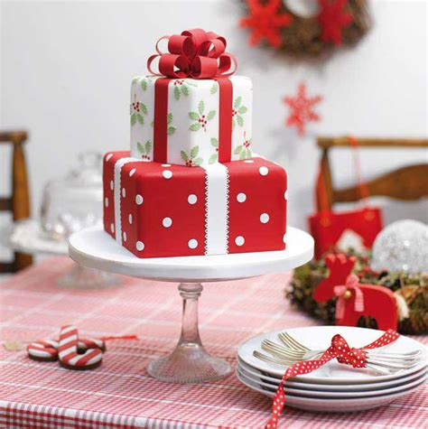 christmas cake decorations ideas 25 easy cake decorating ideas
