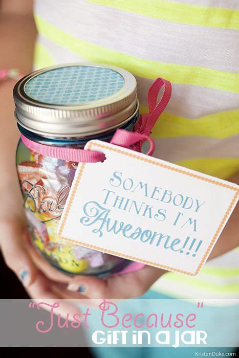 thrifty thoughtful gift ideas thoughtful gift idea quot just because quot from capturing with kristen duke all things thrifty