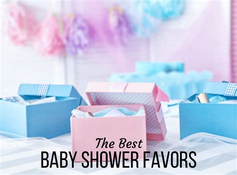 Baby Favors For Baby Shower by The Best Baby Shower Favors Babyprepping