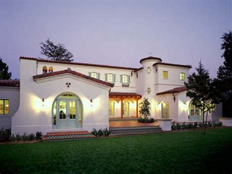 spanish home plans spanish mediterranean style homes spanish style home