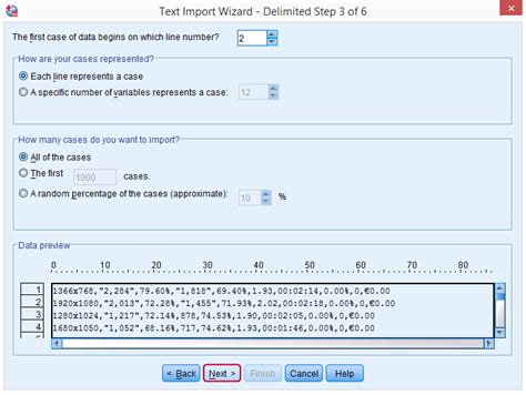 spss tutorial how to enter data spss open csv data file