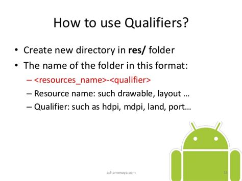 layout land hdpi android effective ui tips tricks and patterns