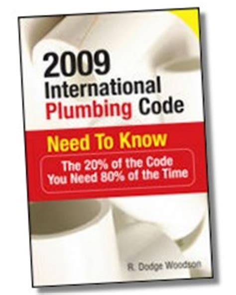 illustrated guide to the international plumbing fuel gas