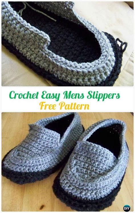 easy crochet slippers free pattern 1257 best images about slippers on free