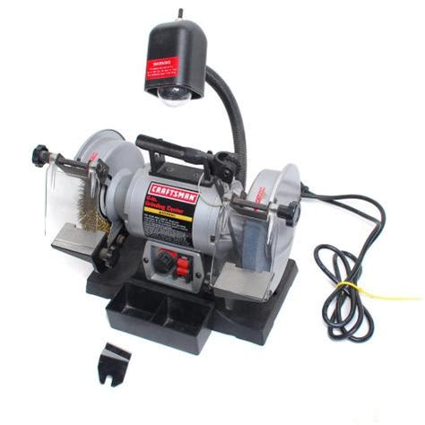 used bench grinder sears craftsman bench grinder 28 images sears craftsman bench grinder 6 quot