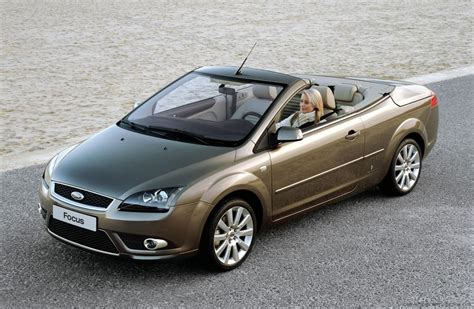 ford convertible ford focus cc buying guide