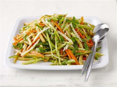printable japanese recipes asian salad recipe food network kitchen food network