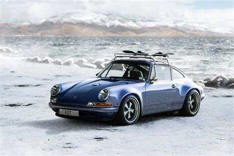 porsche 911 modified singer vehicle design the porsche 911 comes from