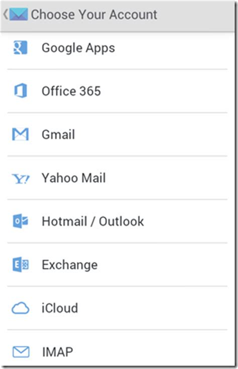 best exchange email app for android 9 best exchange email apps for android
