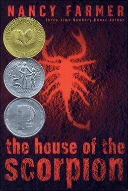 the house of scorpion the house of the scorpion wikipedia