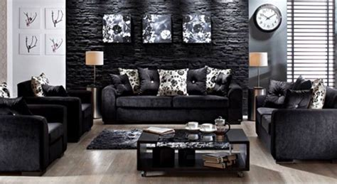 black room decor make your room look like a s room