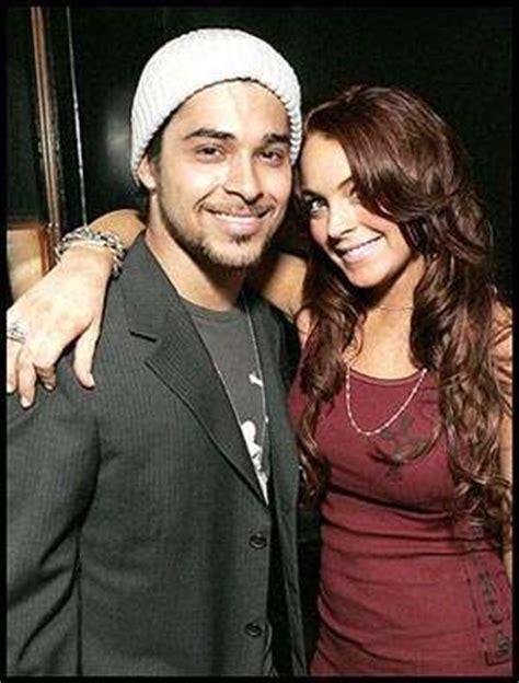 Lindsay Lohan Dating Federline by I Adore Lindsay Lohan To Says Ex Boyfriend Wilmer