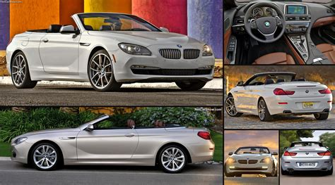 650i Bmw Convertible by Bmw 650i Convertible 2012 Pictures Information Specs