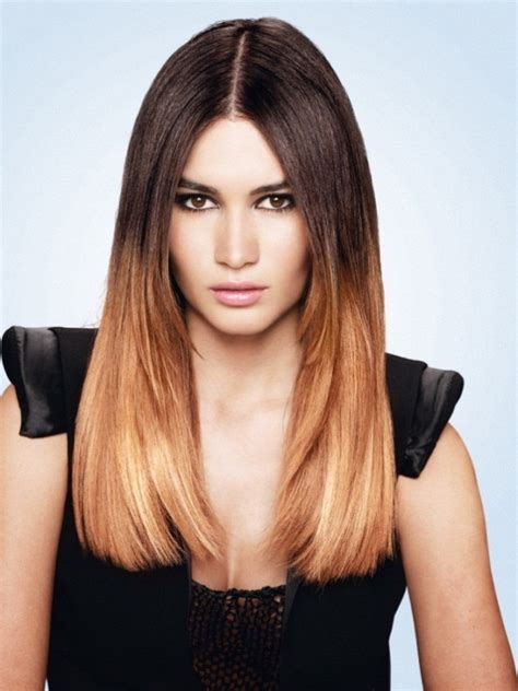 hairstyle color trends 2014 collections