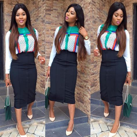 styles for nigeria long wevon style top 10 corporate wears for ladies in nigeria you can rock