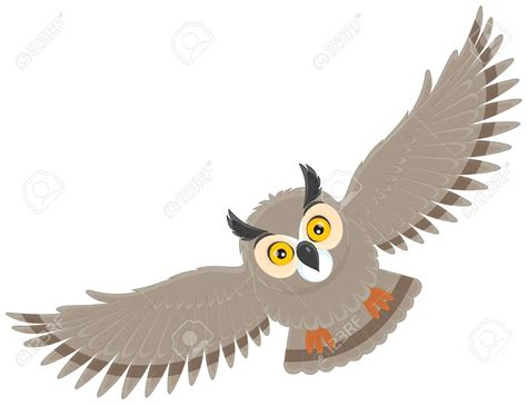 flying owl clipart flying owl clipart free best flying owl clipart