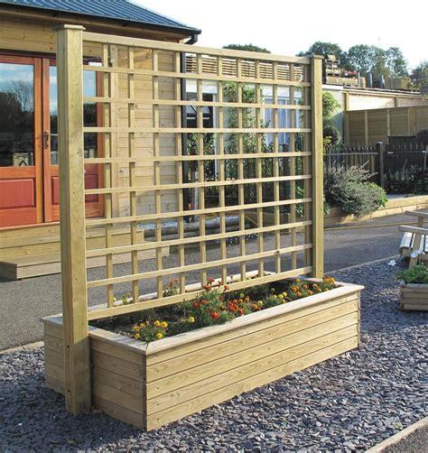 treillis terrasse jacksons clotures mobilier de jardin