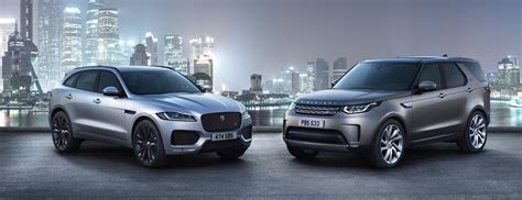 one jaguar land rover vehicle was registered every 30
