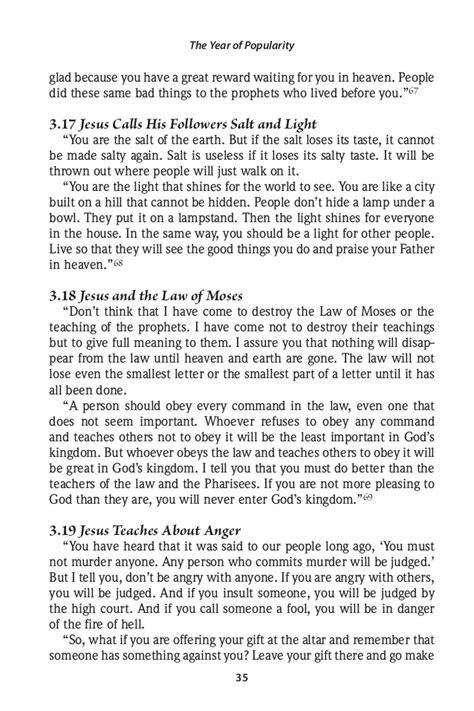 Jesus Essay by The Teachings Of Jesus Of Nazareth