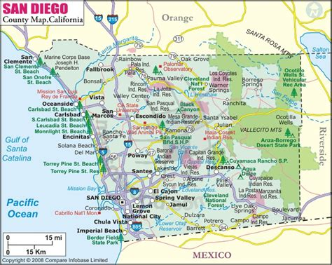 san diego county map 301 moved permanently