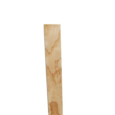 1 in x 4 in x 5 ft pine bed slat board 7 pack