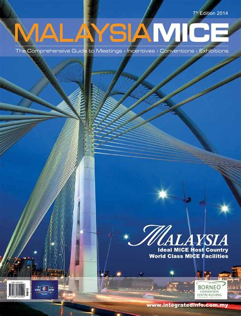 malaysia mice 2014 7th edition by tourism publications