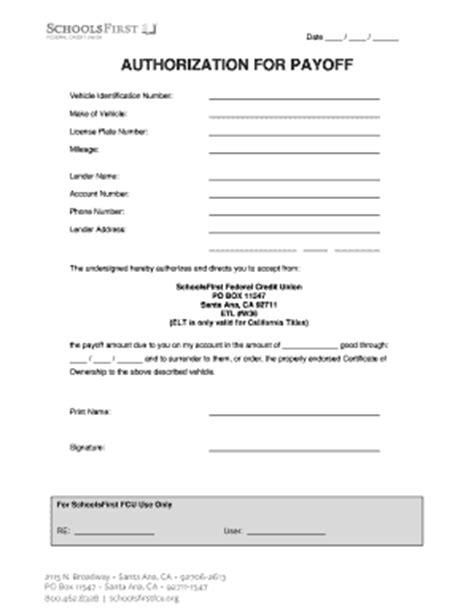 Demand Letter Car Dealership Authorization For Payoff Fill Printable Fillable Blank Pdffiller