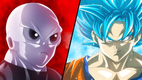 imagenes de goku hit y jiren how goku vs jiren is going to end explained otakukart