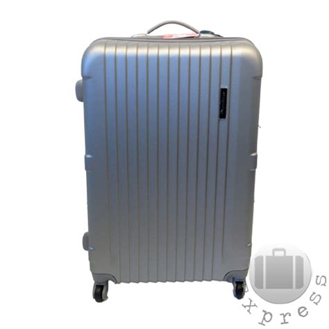 cabin suitcase size abs shell trolley 3 sizes cabin to large