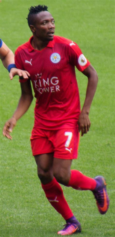 ahmed musa footballer