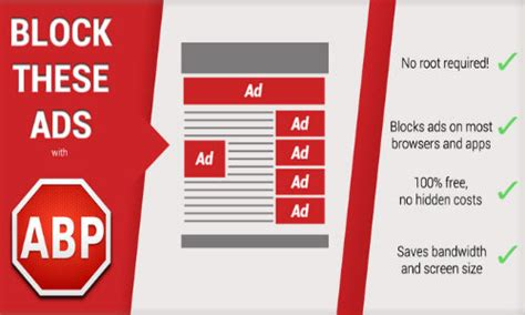 ad block android adblock plus for android now available on play offers ad free app and web experience