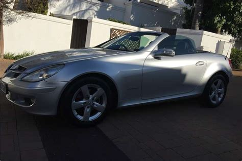 2005 mercedes benz slk 200 kompressor manual cars for sale in gauteng r 155 000 on auto mart