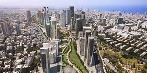 Tel Aviv Future Skyline Israel Is Turning Tel Aviv S Busiest Highway Into Park