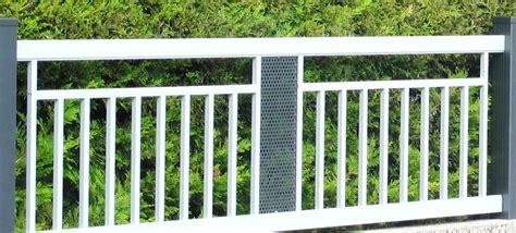 fertig geländer balkon dekor zaun staketen