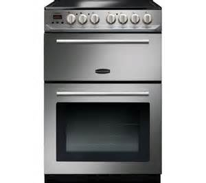 Small Old Kitchen by Rangemaster Arleston 60 Cm Electric Cooker Stainless Steel