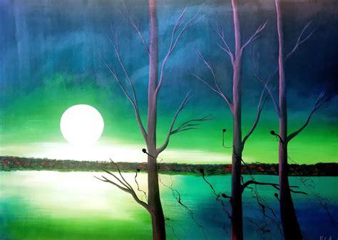 imagenes para pintar acrilico pintura moderna y fotograf 237 a art 237 stica paisajes