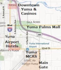 yuma arizona map state yuma hotels near yuma palms mall yuma az