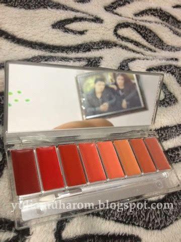Lipstik Wardah Chocoaholic fashion wardah chocoaholic lip pallete