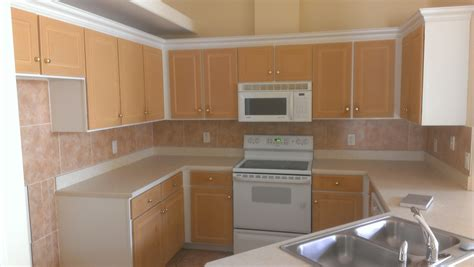 repainting old kitchen cabinets cabinet refinishing expert in daytona beach florida