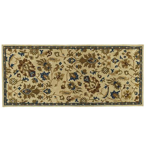 clearance rug buy clearance cl25 area rug agra mto021 262cm x110cm the real rug company