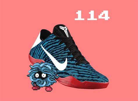 Design Custom Nike 010 pokeid users pair pok 233 mon with custom nikeid kicks