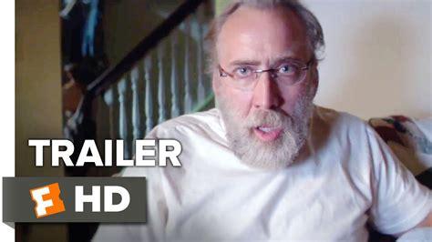 last movie nicolas cage was in army of one official trailer 1 2016 nicolas cage movie