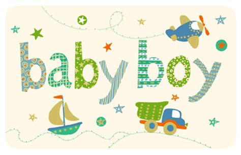printable greeting cards baby best wishes on your baby boy greeting card