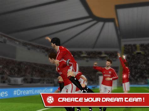 dram league dream league soccer 2016 apk free sports android game